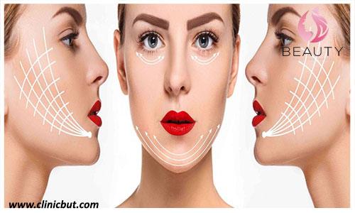 جوانسازی پوست صورت با آر اف تراپی